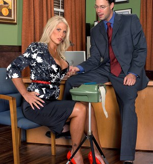 Hot Secretary Sex Photos