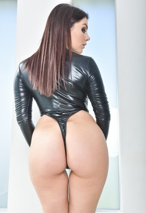 Hot Latex Sex Photos