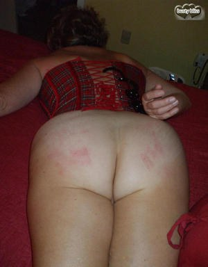 Hot Spanking Sex Photos
